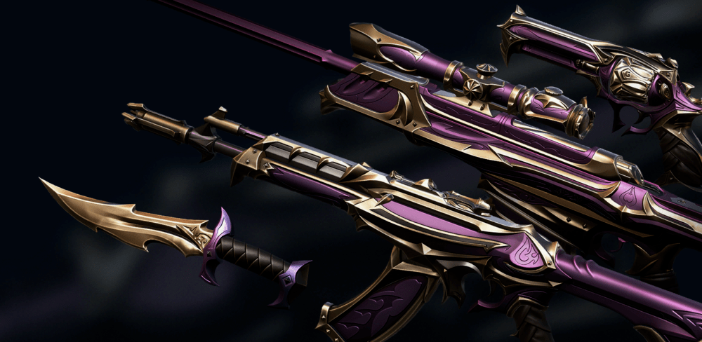 Reaver Skins Collection | VALORANT Skins